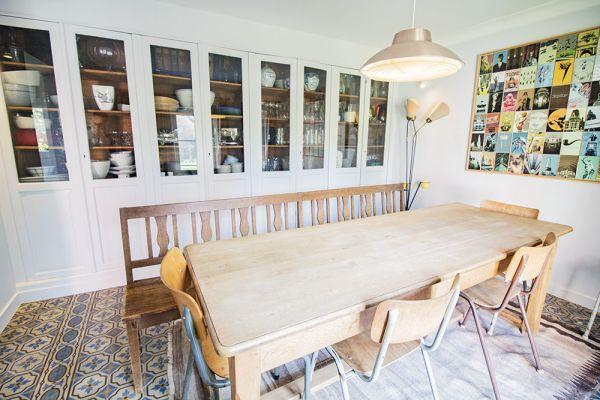 Photo d'une salle à louer à Bierges, Brabant Wallon, Dans la maison de Dominique & Bruno 21022
