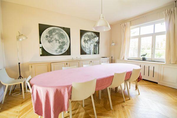 Photo d'une salle à louer à Bierges, Brabant Wallon, Dans la maison de Dominique & Bruno 21032