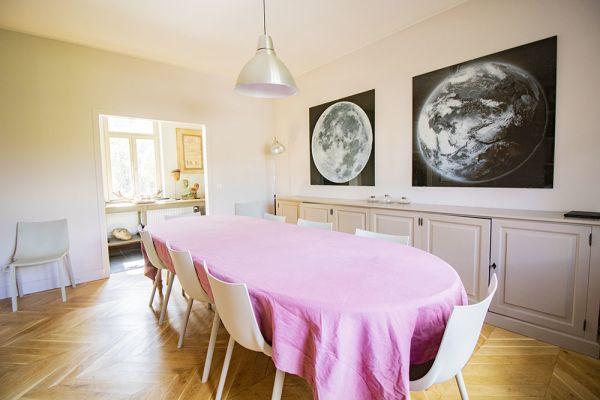 Photo d'une salle à louer à Bierges, Brabant Wallon, Dans la maison de Dominique & Bruno 21033