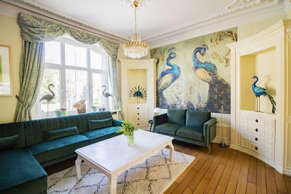 Feestzaal verhuren in Barvaux-sur-Ourthe, Luxemburg, In het huis van Chris 21083