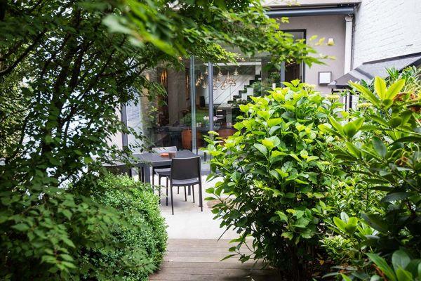 Feestzaal verhuren in Uccle, Brussel, In het huis van Mich Mich 205