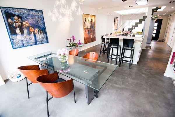 Feestzaal verhuren in Uccle, Brussel, In het huis van Mich Mich 208