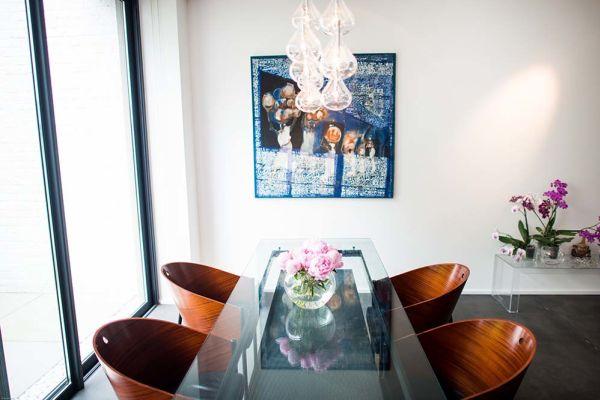 Feestzaal verhuren in Uccle, Brussel, In het huis van Mich Mich 211