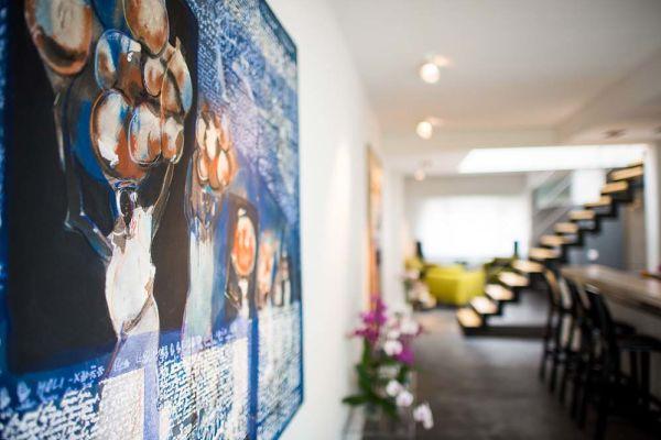 Feestzaal verhuren in Uccle, Brussel, In het huis van Mich Mich 216