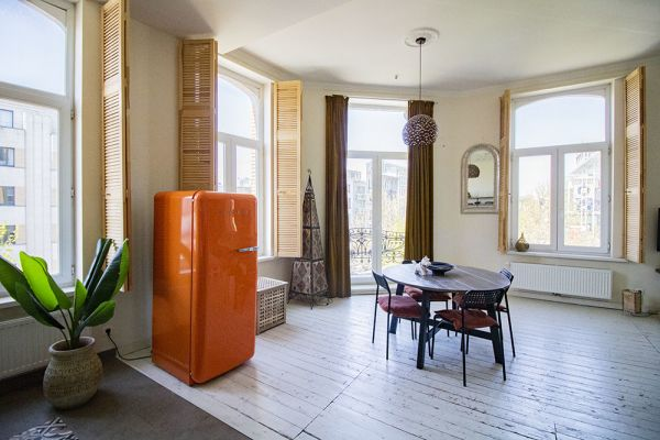 Photo d'une salle à louer à Antwerp, Anvers, Dans l'appartement d'Aladin 21140