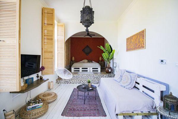 Photo d'une salle à louer à Antwerp, Anvers, Dans l'appartement d'Aladin 21142