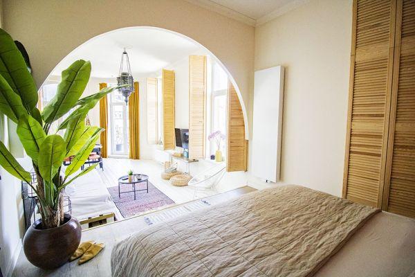 Photo d'une salle à louer à Antwerp, Anvers, Dans l'appartement d'Aladin 21146