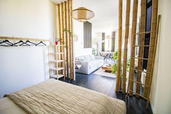 Feestzaal verhuren in Antwerp, Antwerpen, In het appartement van Akiko 21192