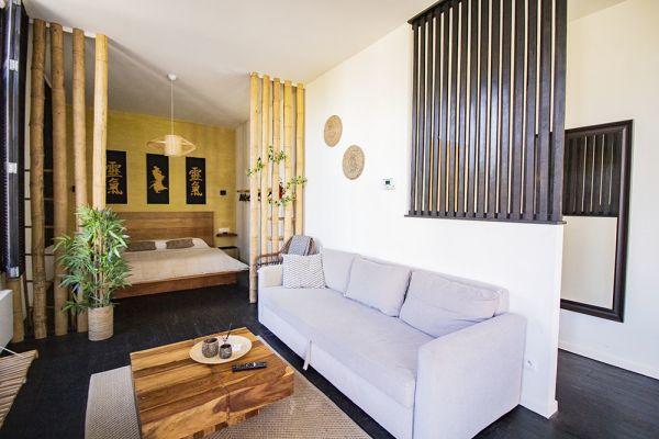 Feestzaal verhuren in Antwerp, Antwerpen, In het appartement van Akiko 21196