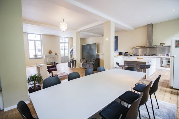 Picture of an event venue rental in Saint-Gilles, Brussels, Inside Ramzi's duplex 21209