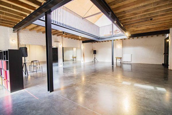 Photo d'une salle à louer à Sint-Amandsberg(Gent), Flandre Orientale, Dans le studio de Shanti 21231