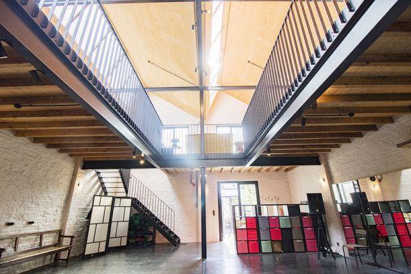 Photo d'une salle à louer à Sint-Amandsberg(Gent), Flandre Orientale, Dans le studio de Shanti 21237