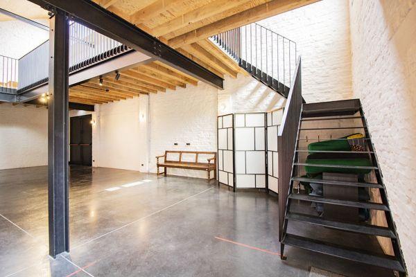 Photo d'une salle à louer à Sint-Amandsberg(Gent), Flandre Orientale, Dans le studio de Shanti 21239