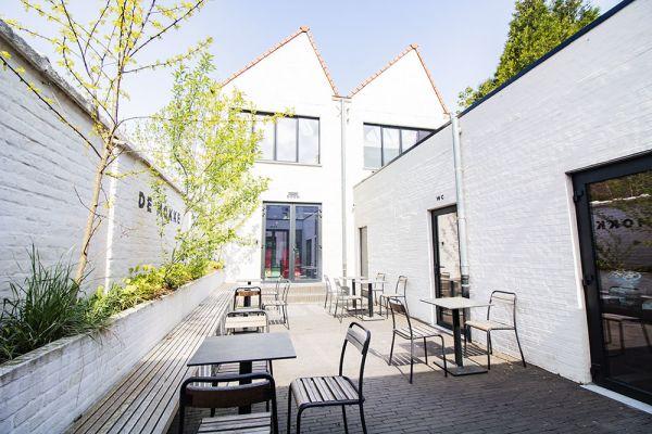 Photo d'une salle à louer à Sint-Amandsberg(Gent), Flandre Orientale, Dans le studio de Shanti 21246