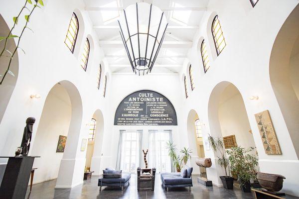 Photo d'une salle à louer à Forest, Bruxelles, Dans l'église de Georges 21479