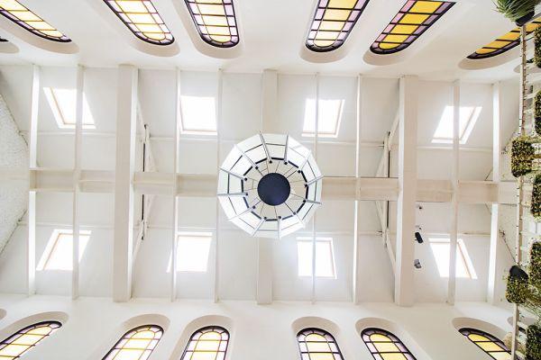 Photo d'une salle à louer à Forest, Bruxelles, Dans l'église de Georges 21482