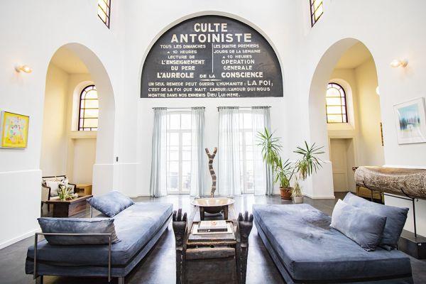 Photo d'une salle à louer à Forest, Bruxelles, Dans l'église de Georges 21483
