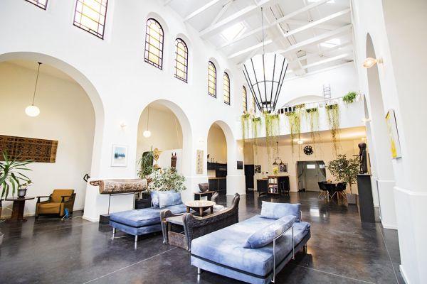Photo d'une salle à louer à Forest, Bruxelles, Dans l'église de Georges 21485