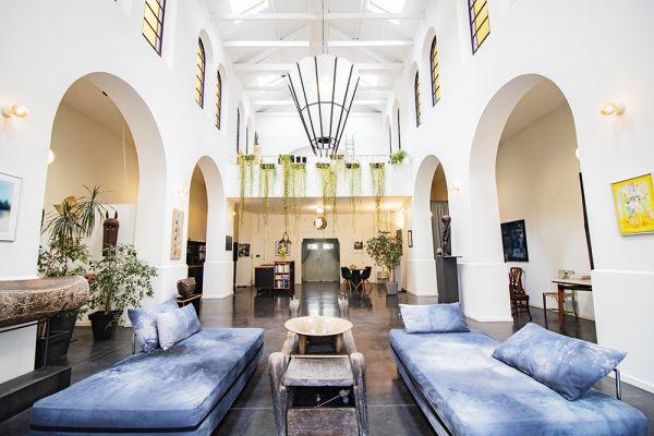 Photo d'une salle à louer à Forest, Bruxelles, Dans l'église de Georges 21487