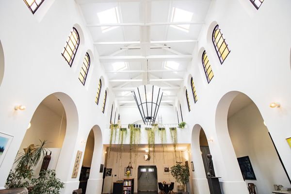 Photo d'une salle à louer à Forest, Bruxelles, Dans l'église de Georges 21488