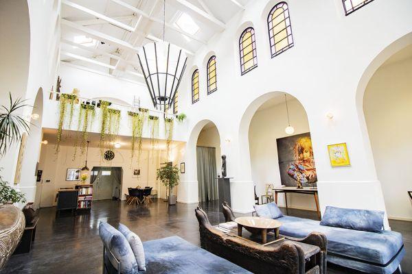Photo d'une salle à louer à Forest, Bruxelles, Dans l'église de Georges 21489