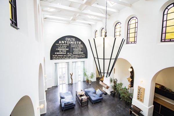 Photo d'une salle à louer à Forest, Bruxelles, Dans l'église de Georges 21502