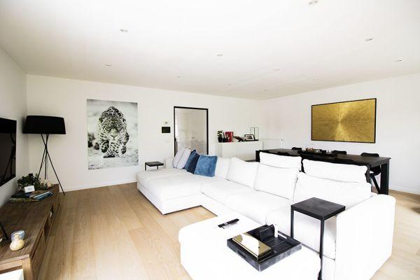 Photo d'une salle à louer à Bornem, Anvers, Dans l'appartement de Yentl & Mathieu 21505