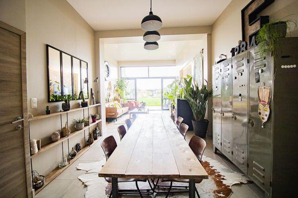 Photo d'une salle à louer à Comines, Hainaut, Dans la maison de Nell 21532