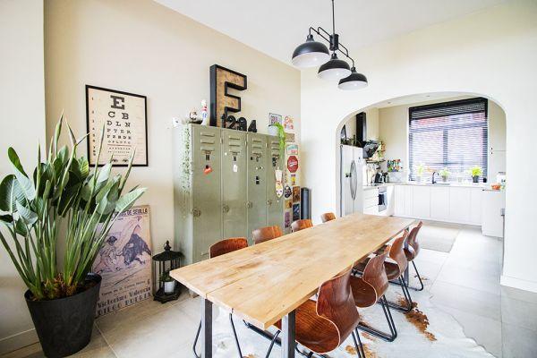 Photo d'une salle à louer à Comines, Hainaut, Dans la maison de Nell 21533