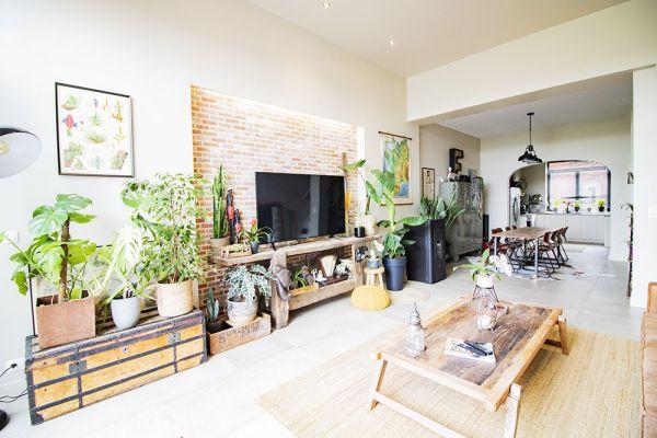 Photo d'une salle à louer à Comines, Hainaut, Dans la maison de Nell 21540