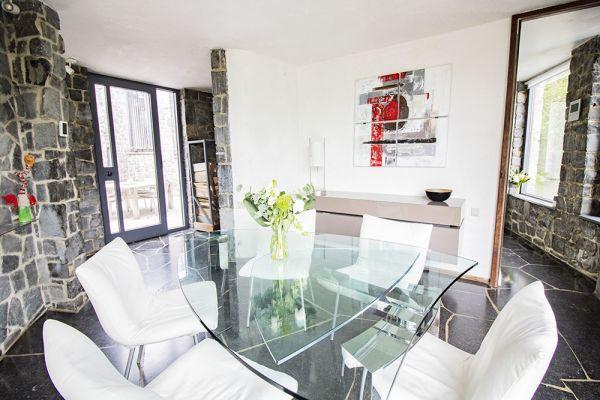 Photo d'une salle à louer à Burdinne, Liège, Dans la maison de Françoise 21560