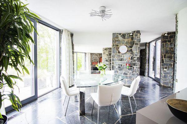 Photo d'une salle à louer à Burdinne, Liège, Dans la maison de Françoise 21563