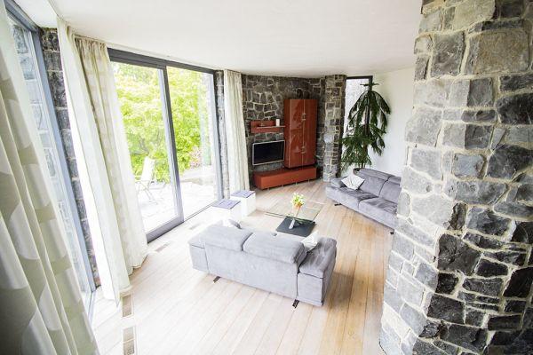 Photo d'une salle à louer à Burdinne, Liège, Dans la maison de Françoise 21580
