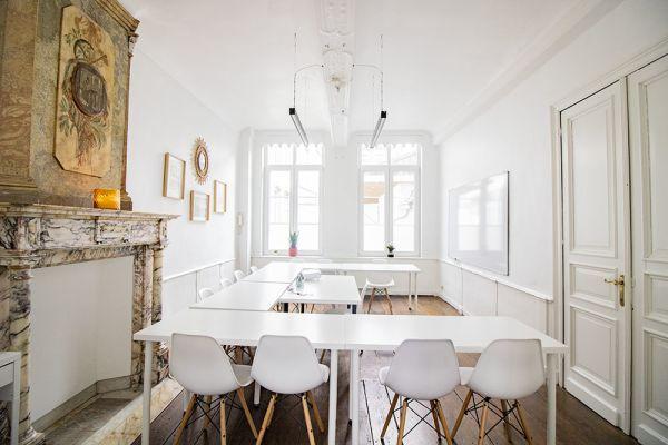 Photo d'une salle à louer à Ensival, Liège, Dans les bureaux de Roman 21591
