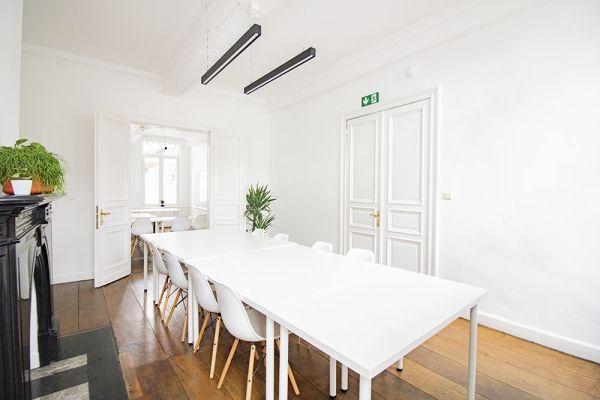 Photo d'une salle à louer à Ensival, Liège, Dans les bureaux de Roman 21595