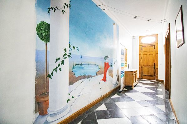 Photo d'une salle à louer à Ensival, Liège, Dans les bureaux de Roman 21599