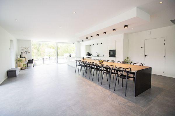Photo d'une salle à louer à Achêne, Namur, Dans la villa de Maelle 21614
