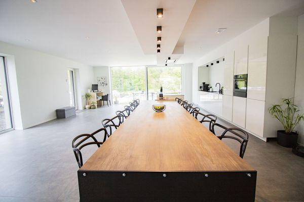 Photo d'une salle à louer à Achêne, Namur, Dans la villa de Maelle 21615