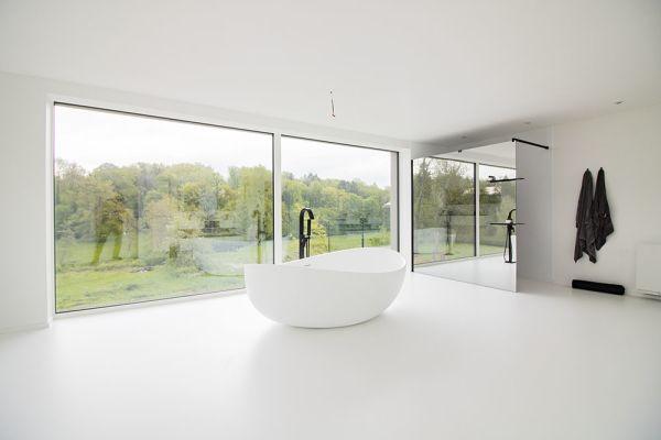 Photo d'une salle à louer à Achêne, Namur, Dans la villa de Maelle 21626