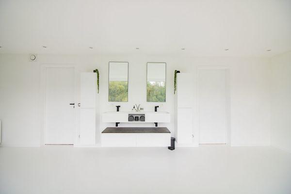Photo d'une salle à louer à Achêne, Namur, Dans la villa de Maelle 21627