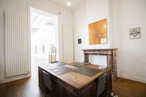 Photo d'une salle à louer à Brussel, Bruxelles, Dans la galerie de Laurence 21639