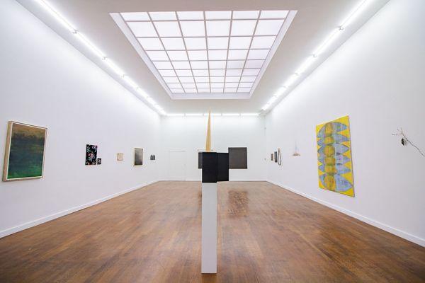 Photo d'une salle à louer à Brussel, Bruxelles, Dans la galerie de Laurence 21646