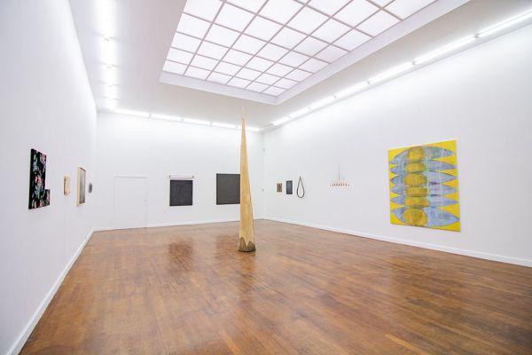 Photo d'une salle à louer à Brussel, Bruxelles, Dans la galerie de Laurence 21648