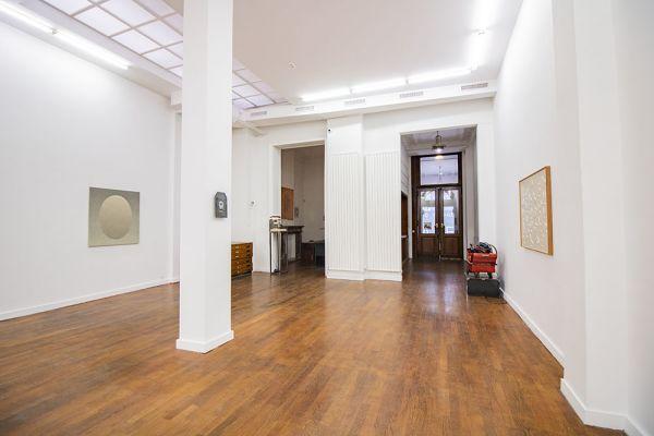 Photo d'une salle à louer à Brussel, Bruxelles, Dans la galerie de Laurence 21649