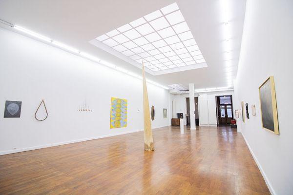 Photo d'une salle à louer à Brussel, Bruxelles, Dans la galerie de Laurence 21650