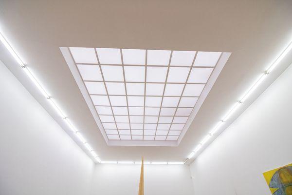 Photo d'une salle à louer à Brussel, Bruxelles, Dans la galerie de Laurence 21653