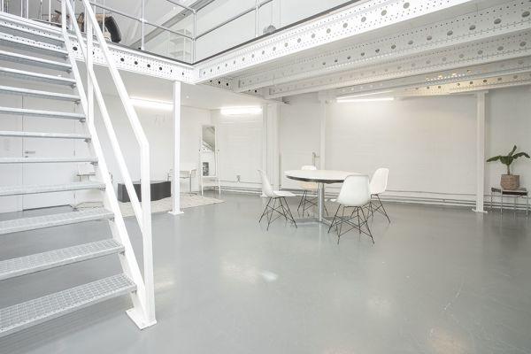 Photo d'une salle à louer à Antwerp, Anvers, Dans le loft de Josie 21667