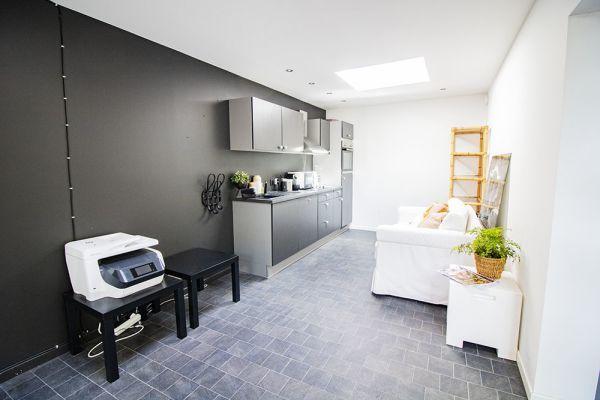 Photo d'une salle à louer à Antwerp, Anvers, Dans le loft de Josie 21679