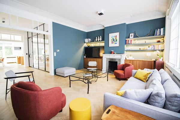 Picture of an event venue rental in Elsene, Brussels, Inside Léa's house (i) 21735