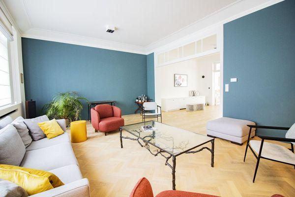 Picture of an event venue rental in Elsene, Brussels, Inside Léa's house (i) 21737